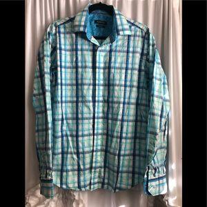 BUGATCHI Men's Shirt